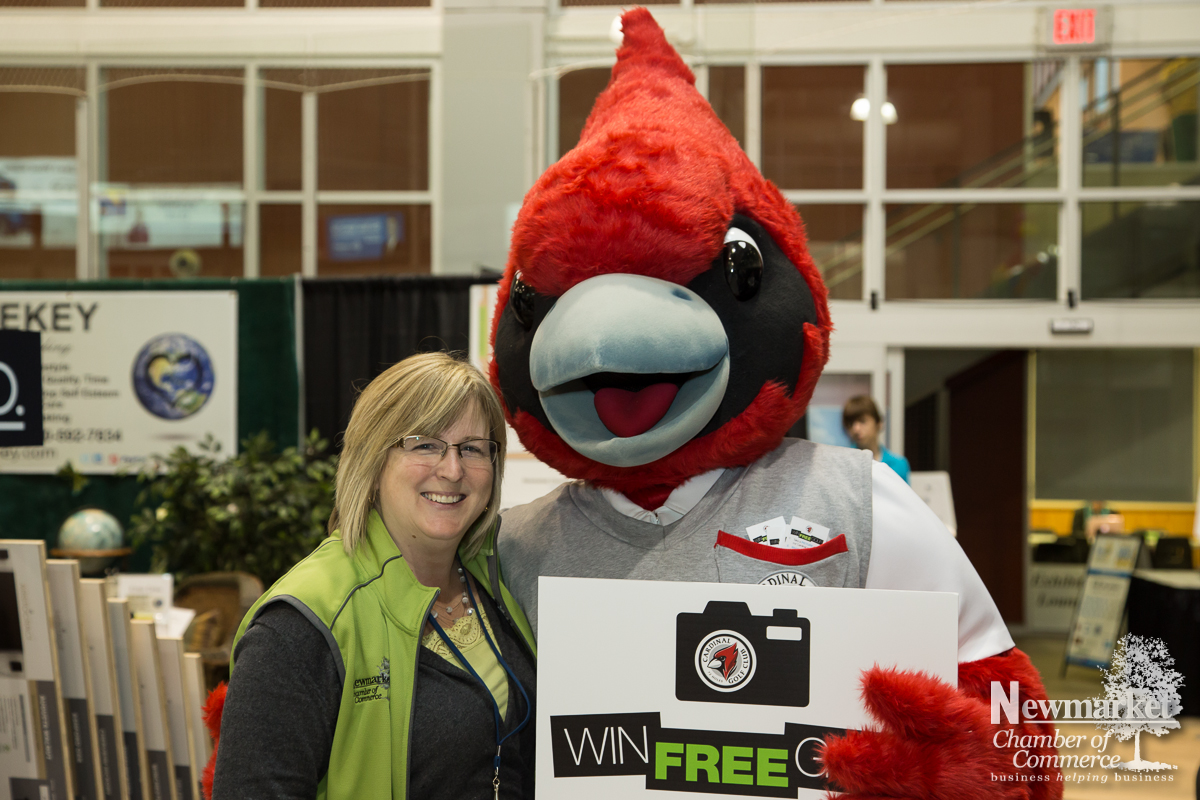 2014 Newmarket Chamber of Commerce Home and Lifestyle Show