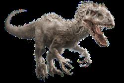 What fictional dinosaur?