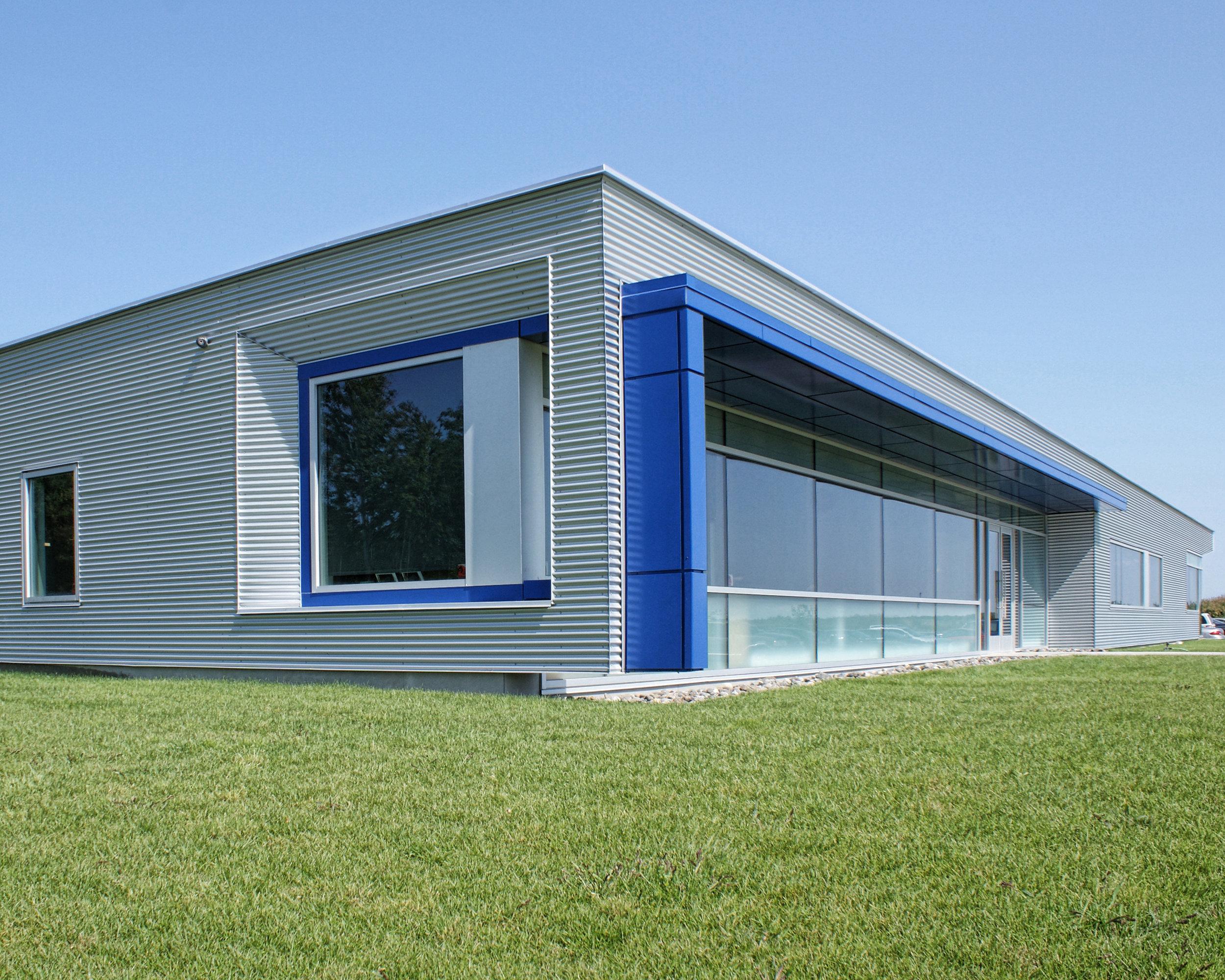 Poséidon - Nouvelle usine  Année : 2009  | Budget: 3,2M$