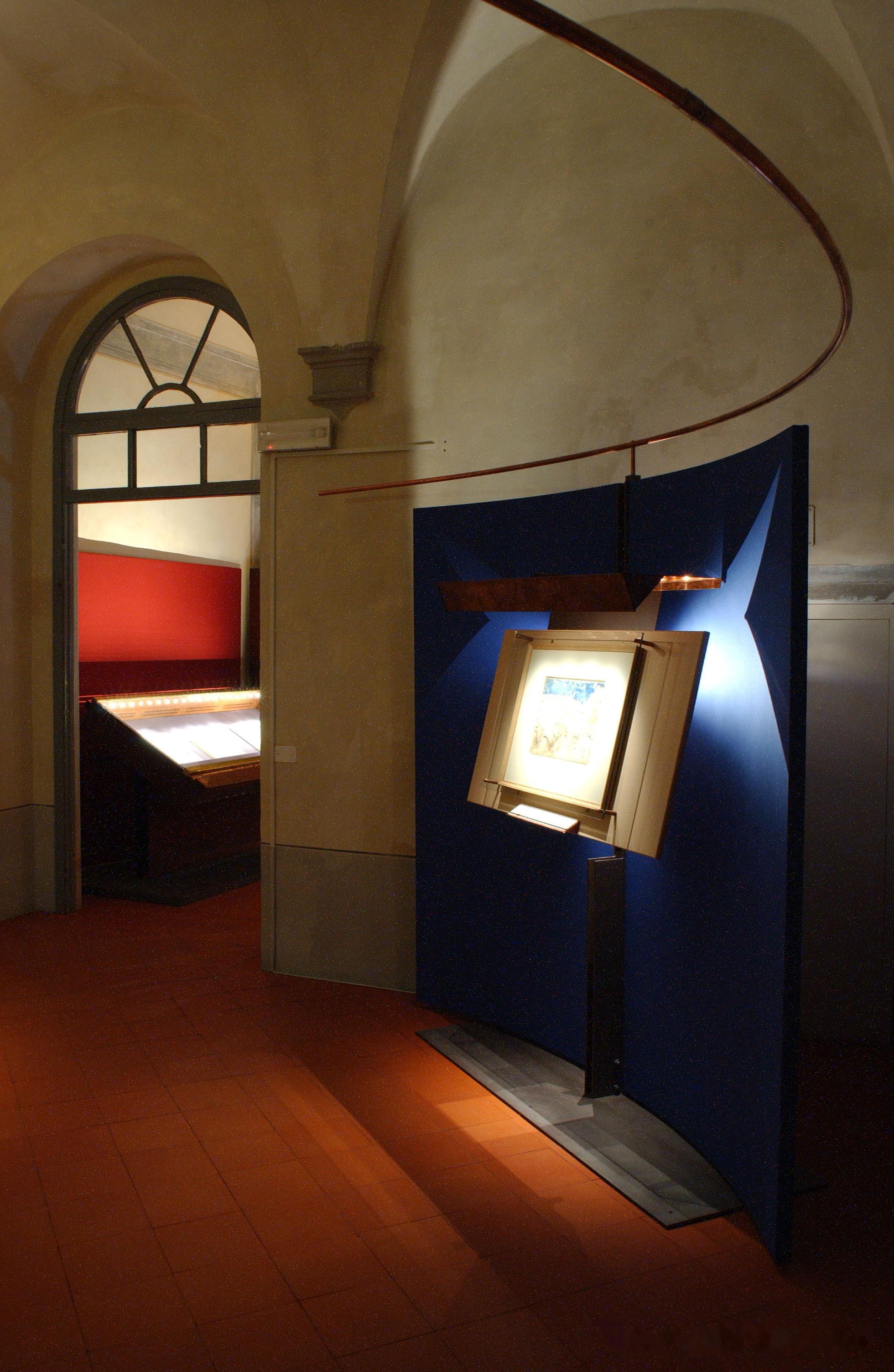 LEONARDO GENIO E CARTOGRAFO  Arezzo, 2003