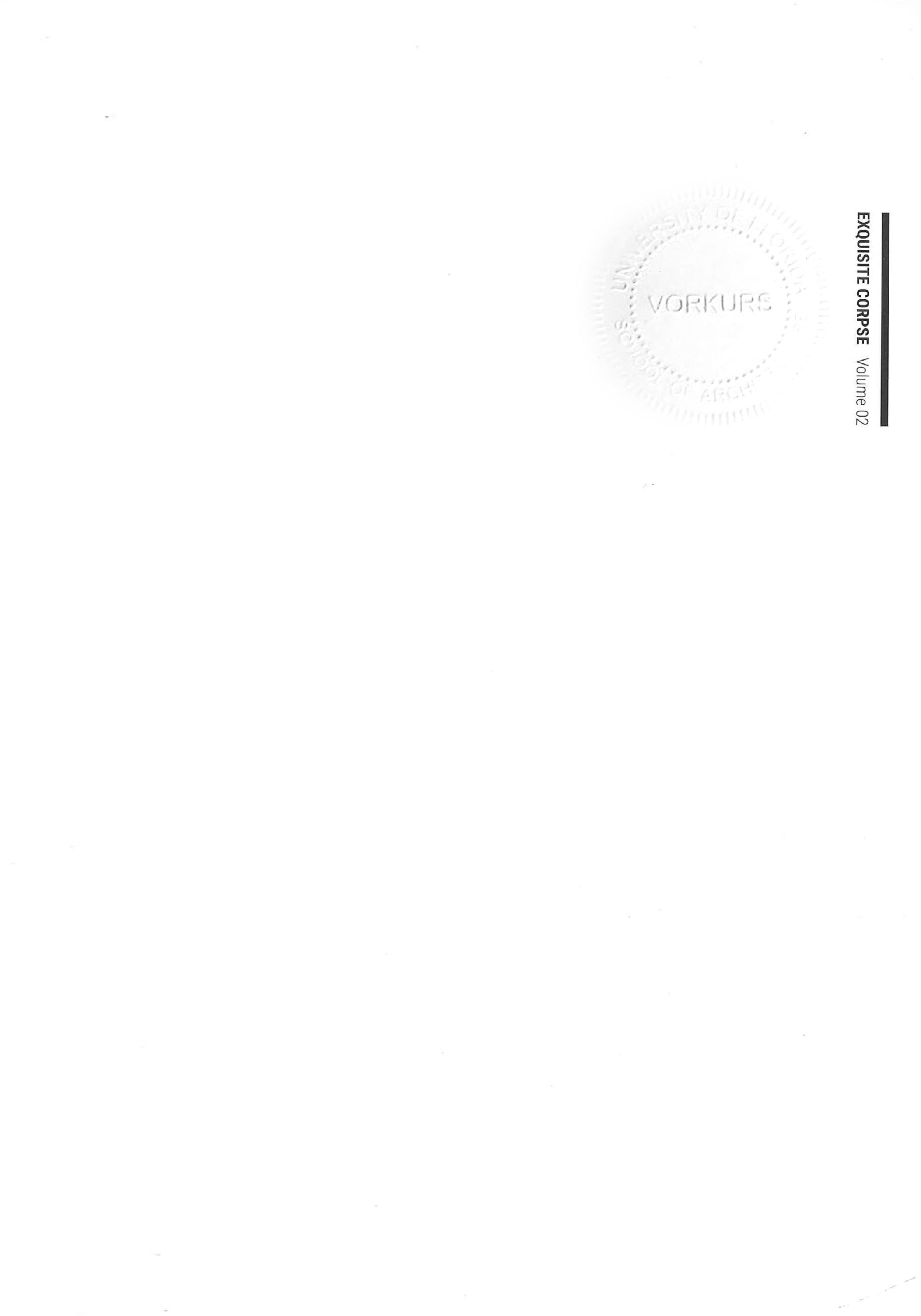 Vorkurs_Exquisite Corpse_Volume 02, University of Florida GSOA, 2018_page 01.jpg