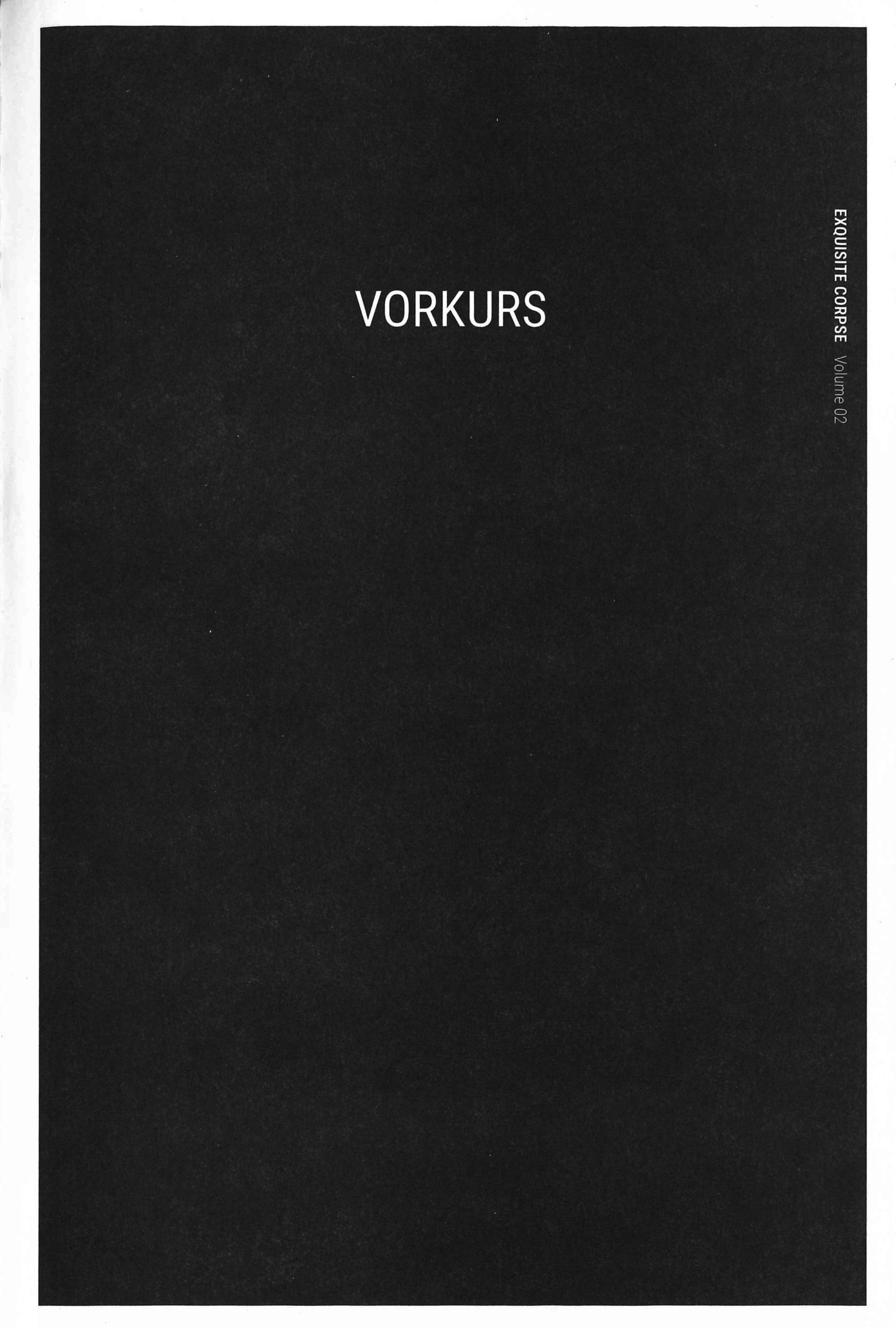 Vorkurs_Exquisite Corpse_Volume 02, University of Florida GSOA, 2018_page 03.jpg