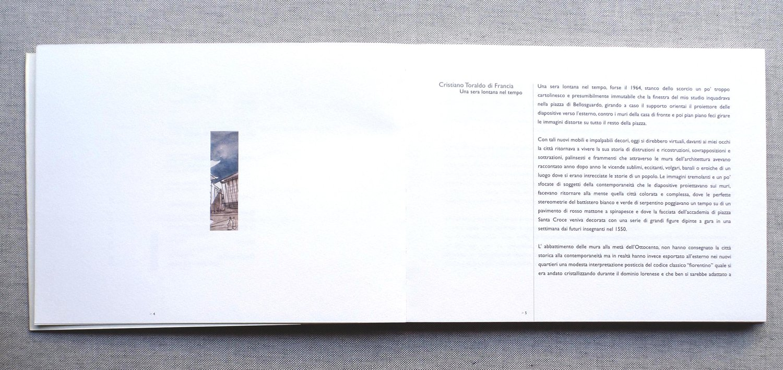 "Introduzione a ""Changing Viewpoints"" di Cristiano Toraldo di Francia."