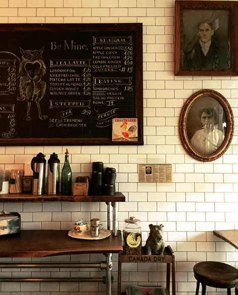 Rooster Coffee House on Broadview