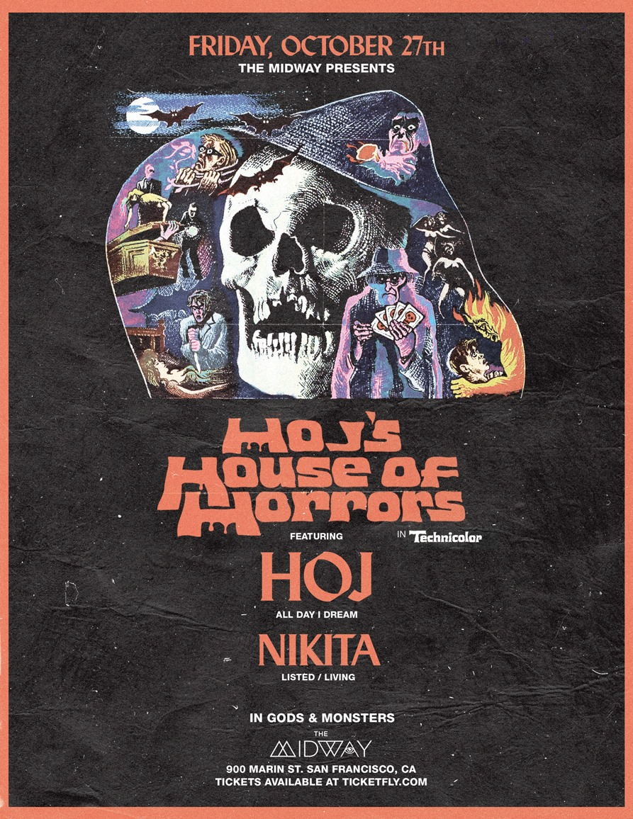 House of Horrors: Hoj & Nikita