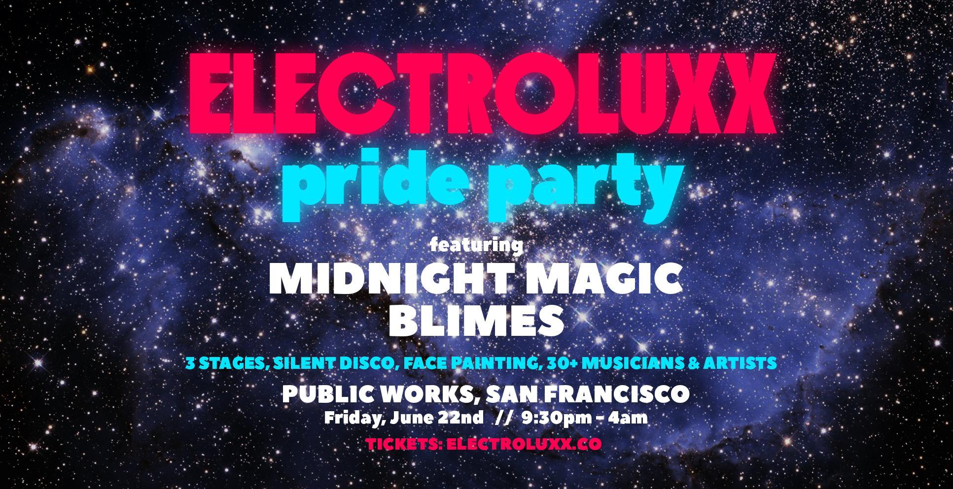 Electroluxx Pride