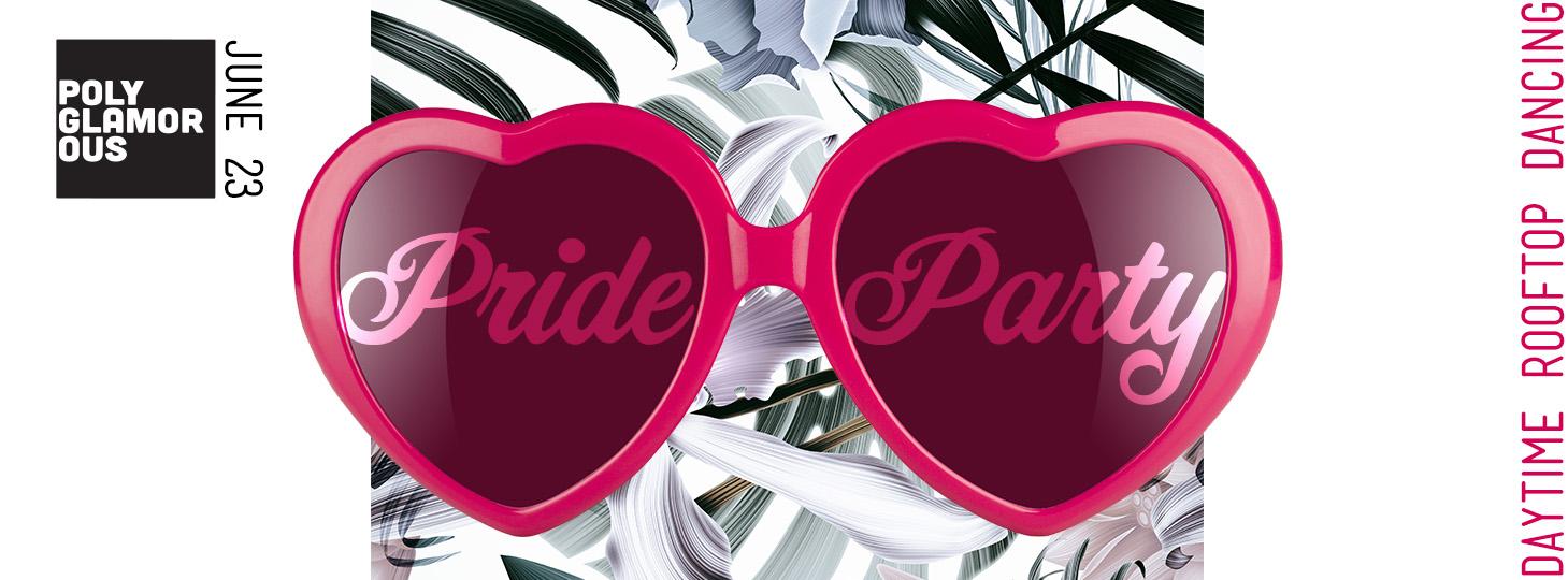 Polyglamorous Pride w/ DJ Minx & Vicki Powell