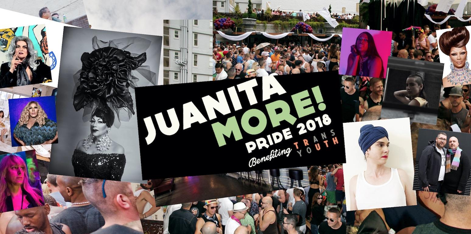 Juanita More! Pride Sunday w/ Horsemeat Disco
