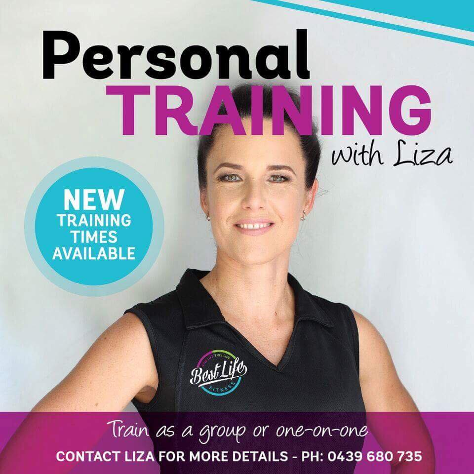 Best Life Fitness is all about helping you to achieve and live the best life possible for you. I want to help you to feel good about yourself inside and out. * Personal Training - 1 on 1 or Group sessions * Strength & Fitness Training * Home of the 6 & 10 Week Body Blitz * Nutrition Guidance * Support and Accountability   Ph. 0439 680 735  E. norton05@bigpond.com
