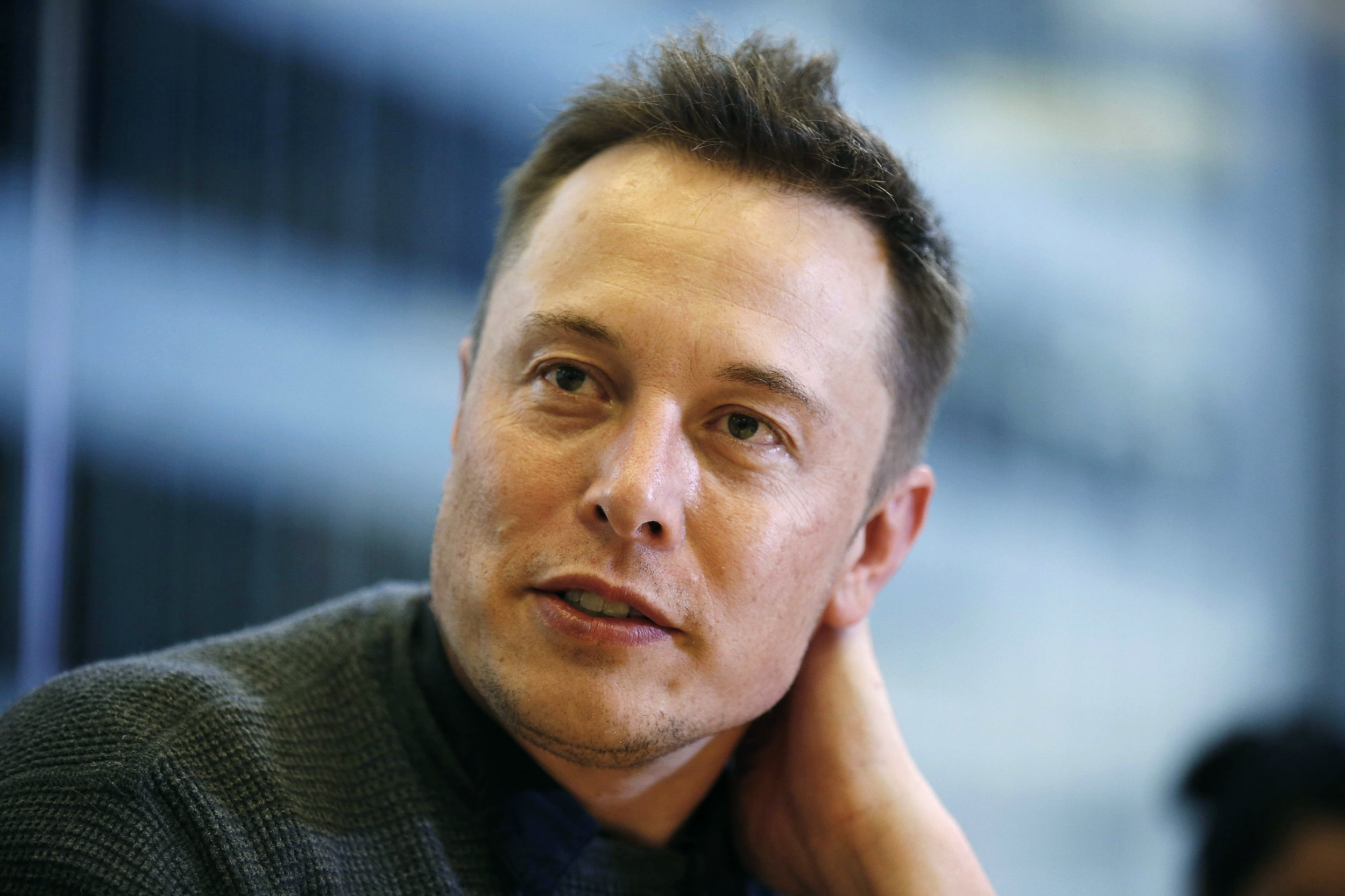 """""""To accelerate the world's transition to sustainable energy."""" Elon Musk."""