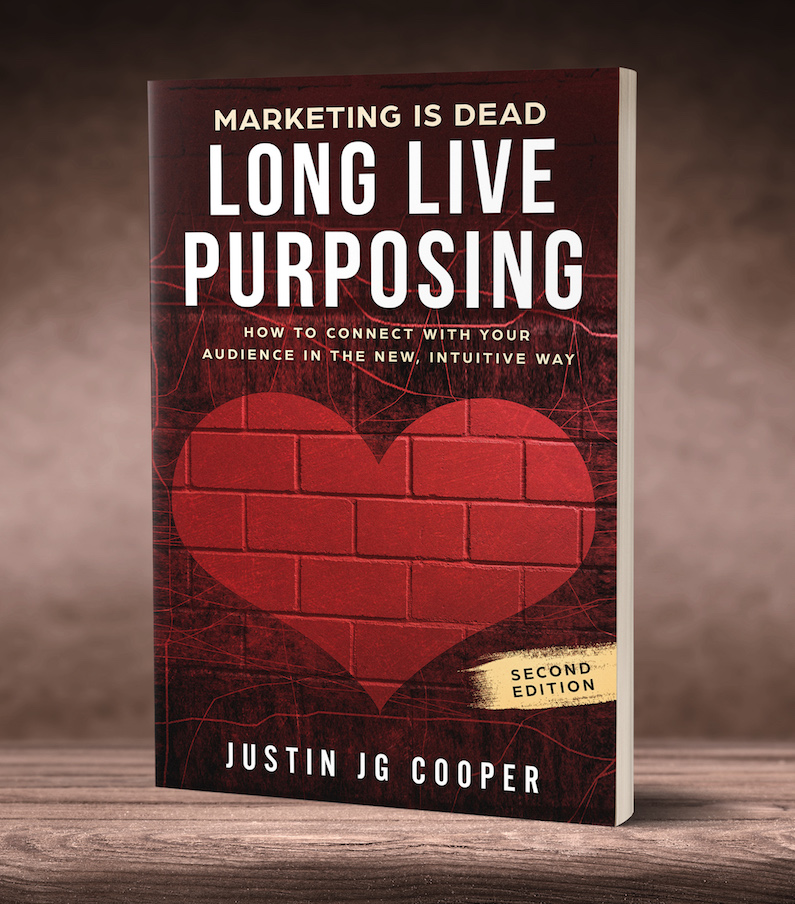 Marketing is Dead Long Live Purposing