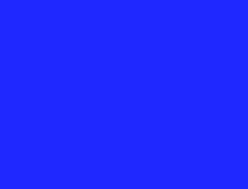 Dans le Bleu -