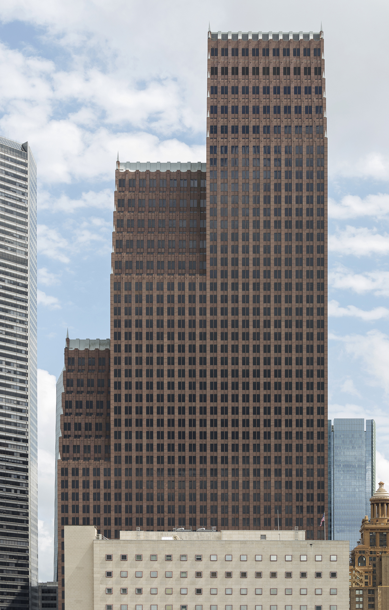The Bank of America Center