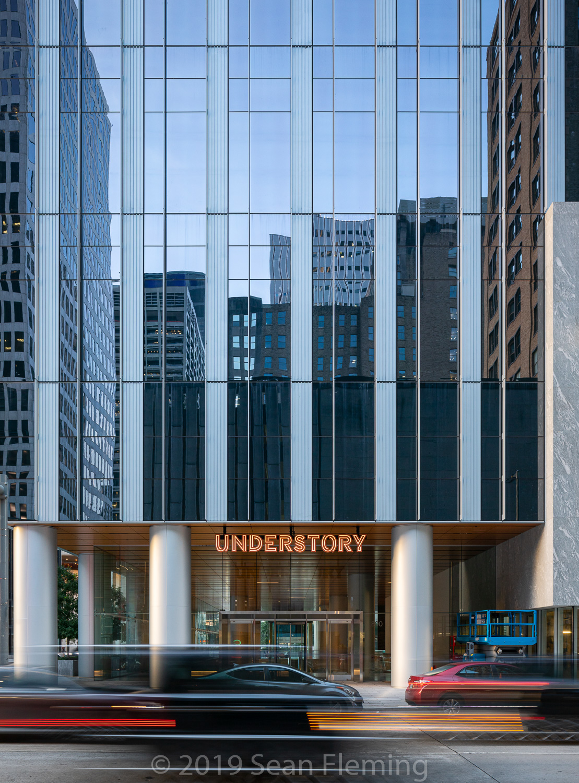 Bank of America Tower - Understory