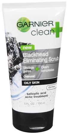 #Beauty Fixes I'm Crushing on: Garnier Clean+ Blackhead Eliminating Scrub