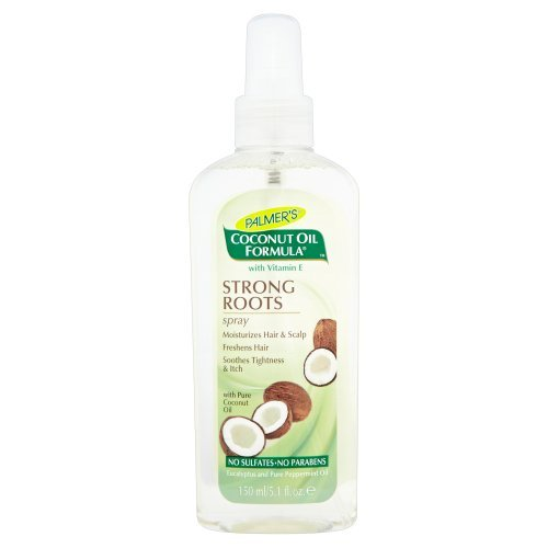 Palmer's Coconut Oil Formula Strong Roots Spray: Moisturizes and revitalizes hair and scalp. #haircare