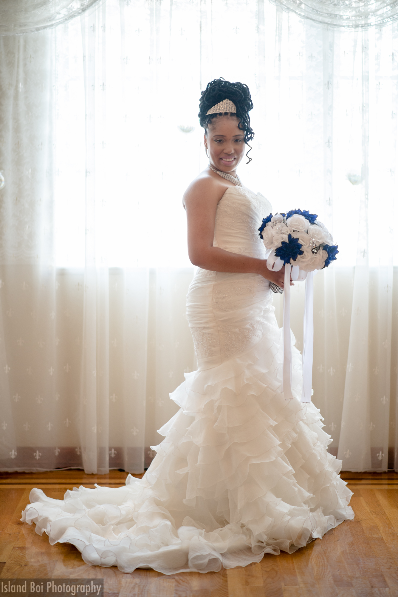 Beautiful and ready to be wed