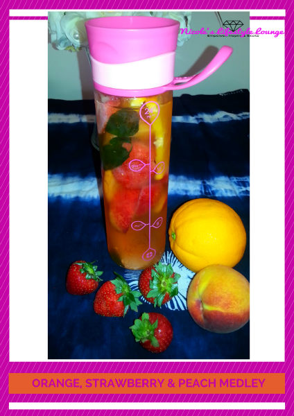 A more refreshing and flavorful way to drink H2O.
