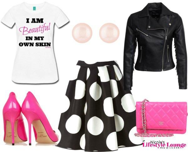 I-Am-Beautiful-graphic-tee-polka-dot-skirt-2.jpg