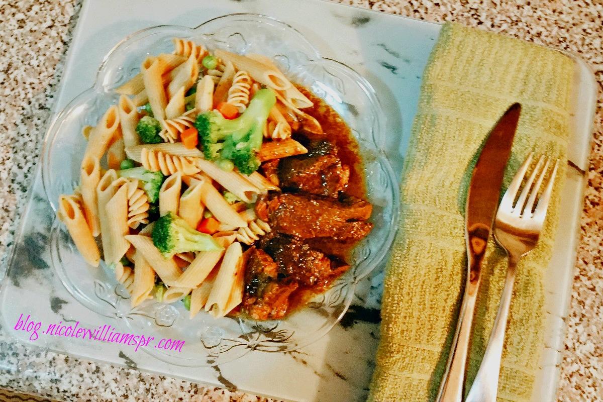 Serve vegetable whole wheat pastaand enjoy!