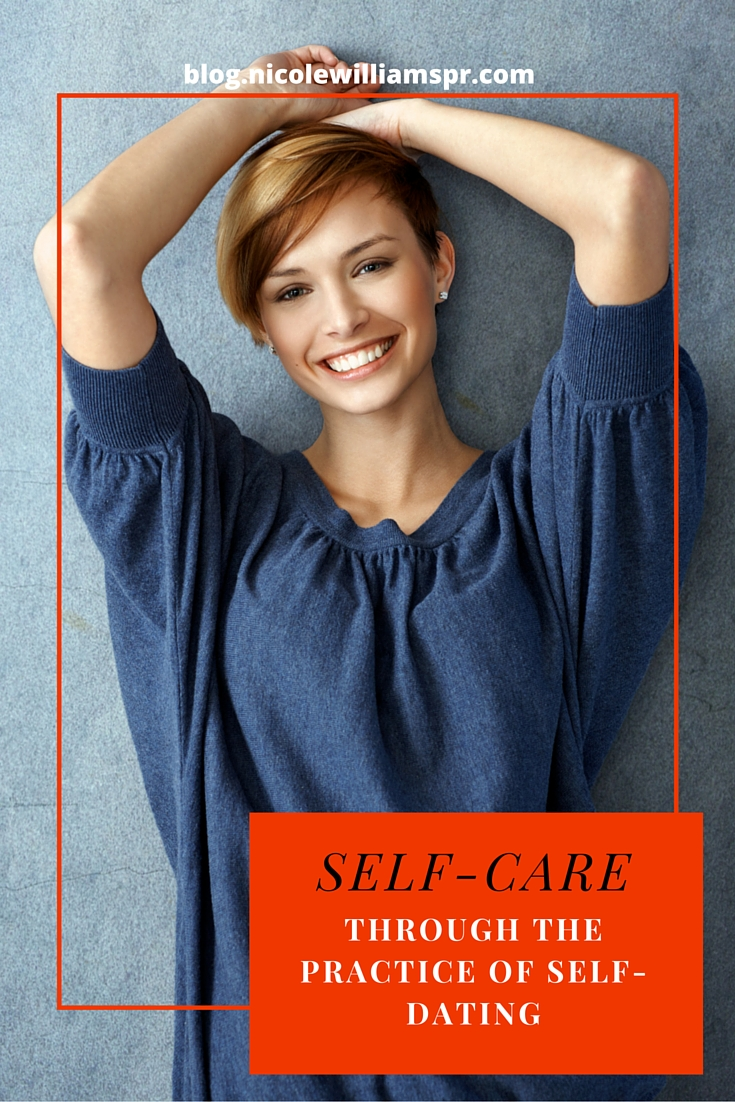 Self-care: Connecting meaningfully with yourself can be so rewarding. #selfdating #selfcare