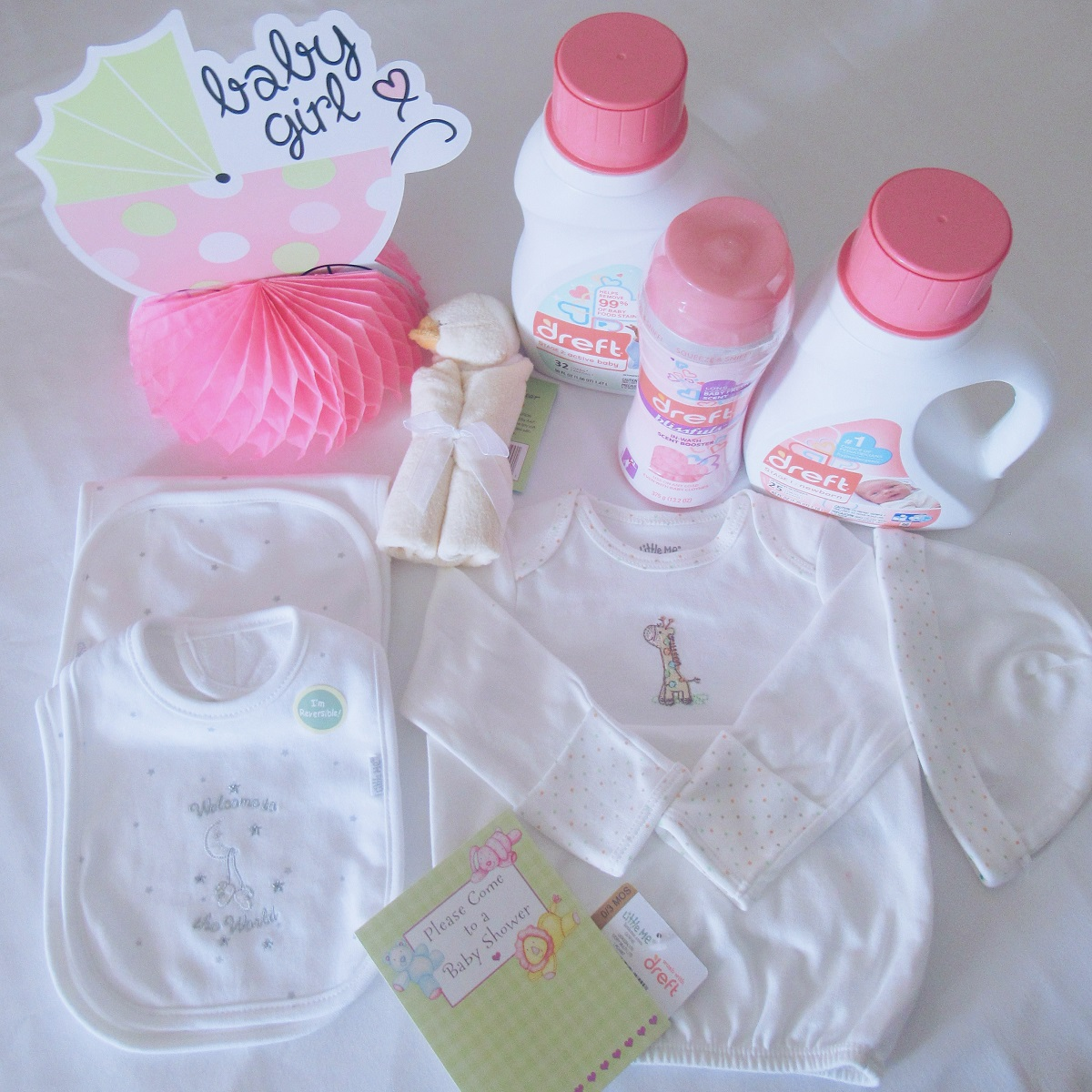 baby Shower Must Haves: Win this @Dreft sponsored baby shower giveaway! Amazinghood