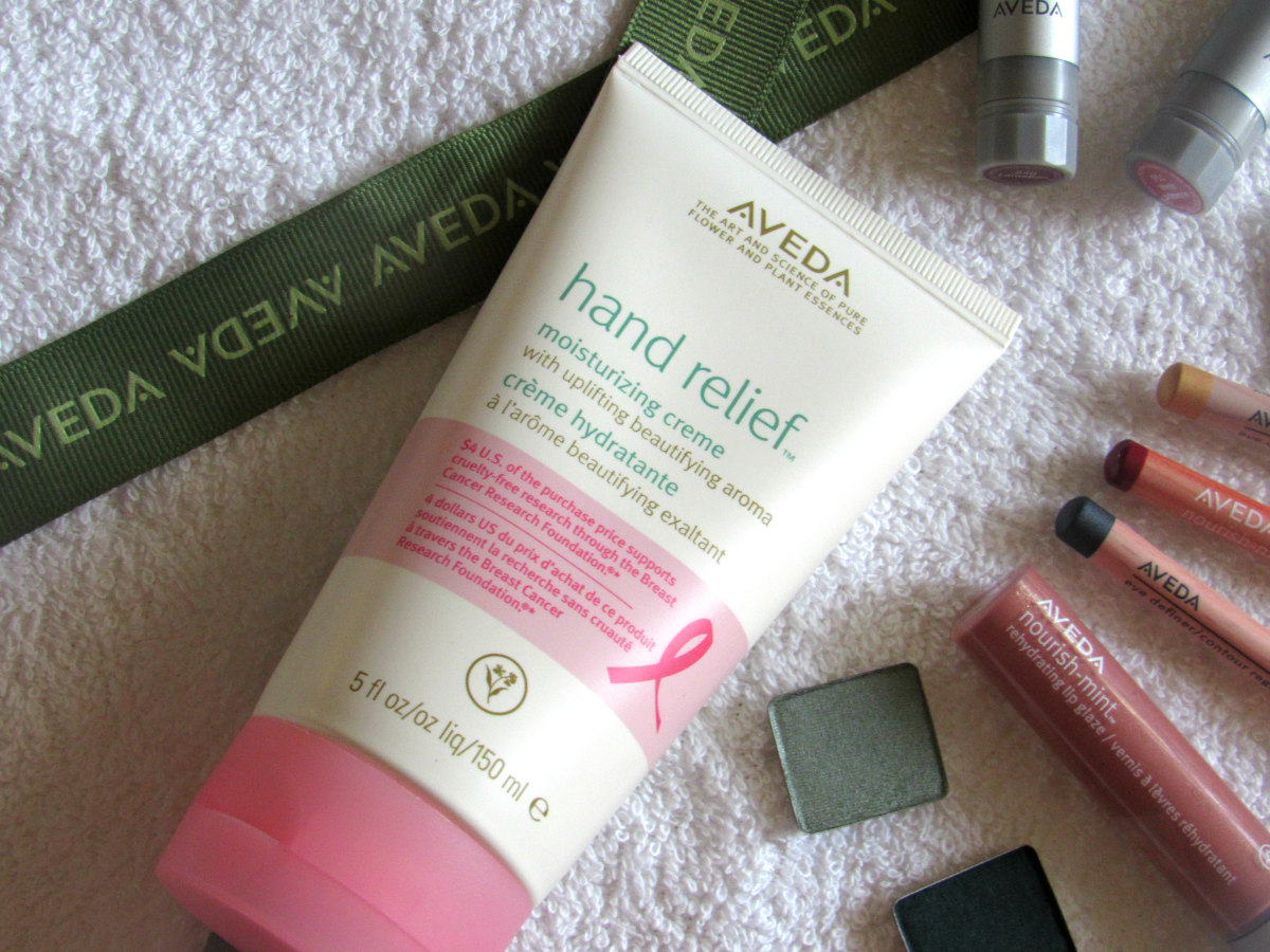 Limited edition #Aveda BCA hand relief creme