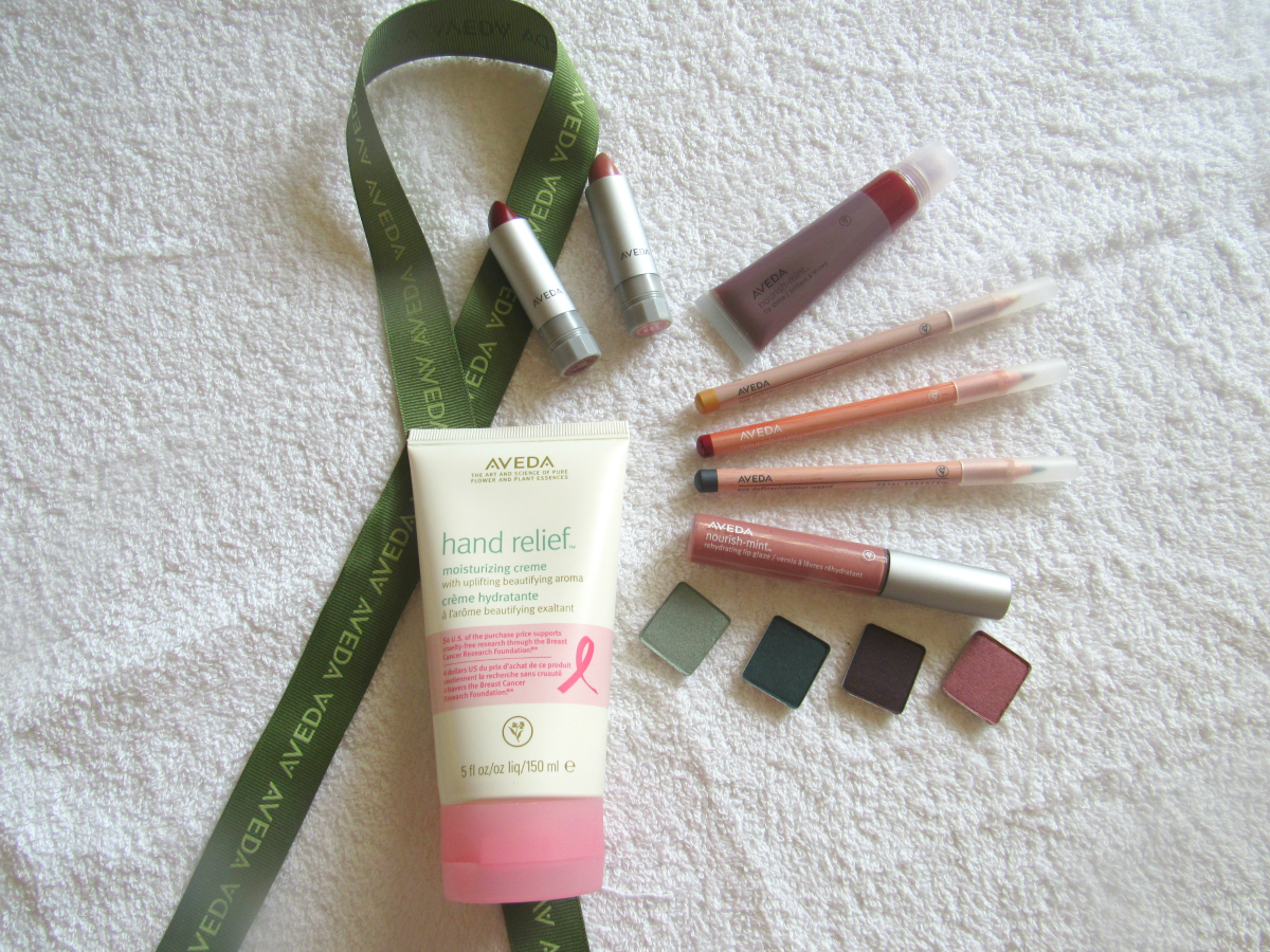 Doing makeup like a boss doesn't mean perfect contouring and smothering your pores in powder. #Aveda