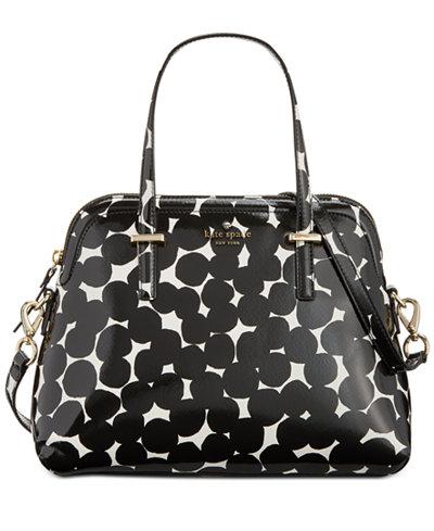 This Kate Spade NY Cedar Street Blot Dot Maise satchel
