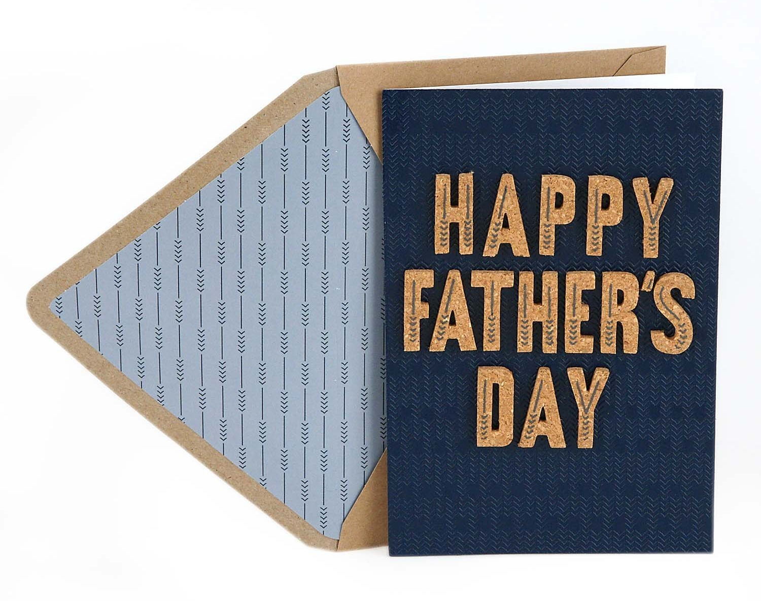 Feature image: Hallmark Father's Day Card - Bass Fish Design