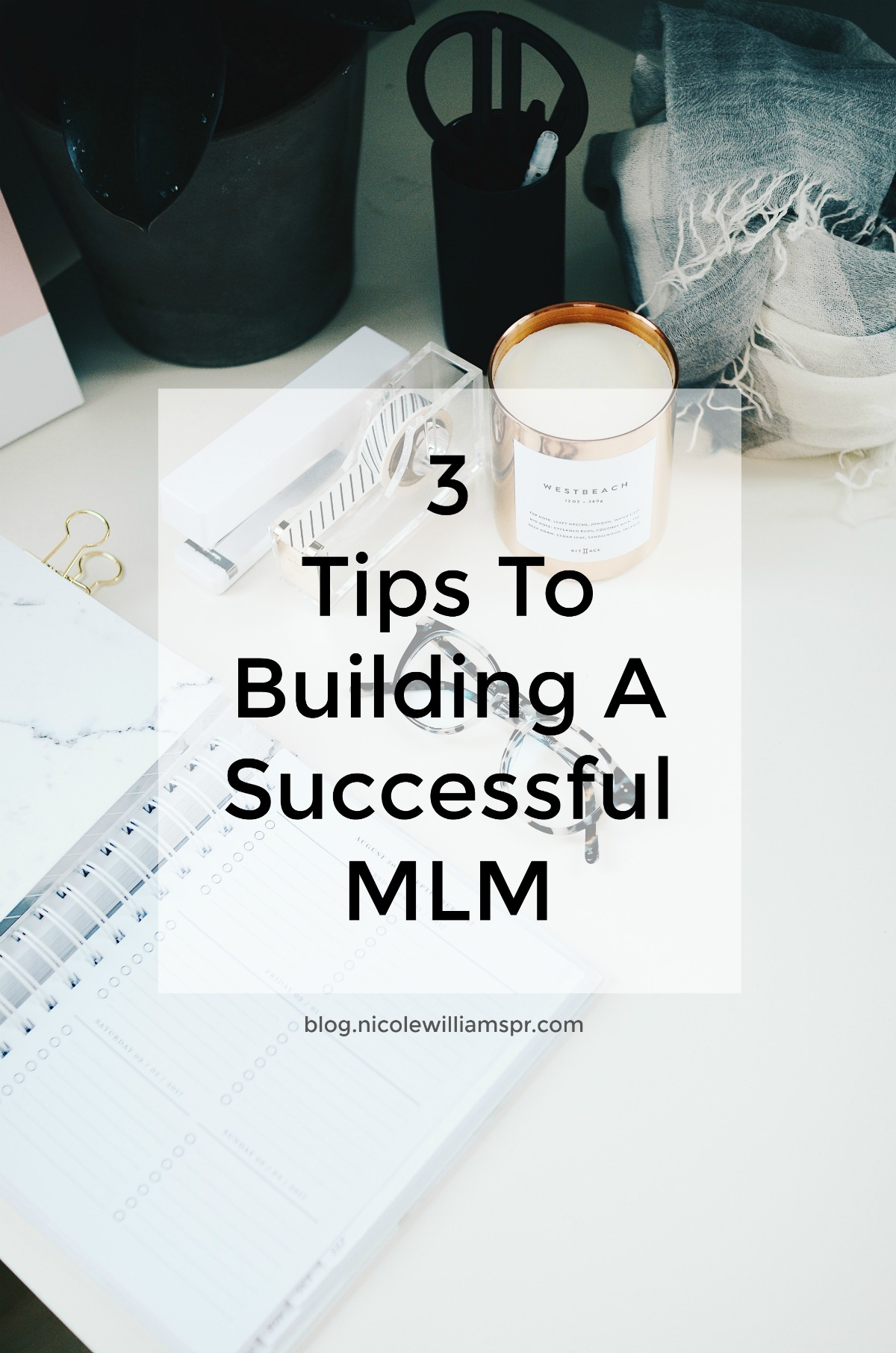 MLMs are a great way to be your own boss without the high risk and high entry cost association.