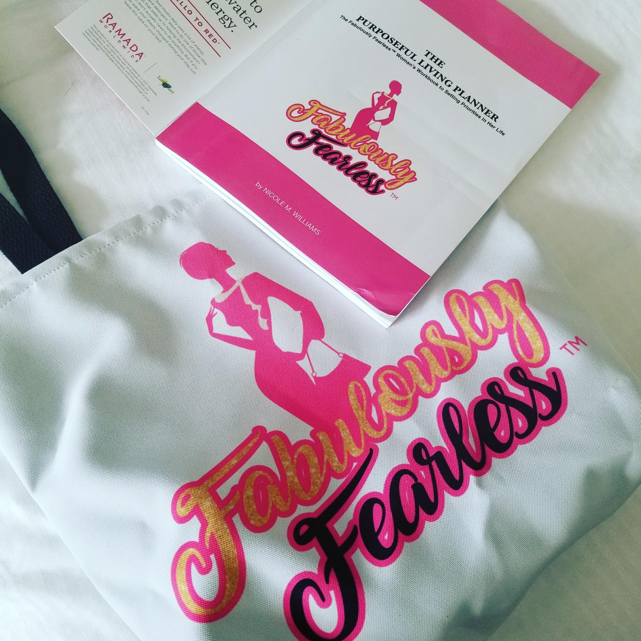 #FabulouslyFearless essentials