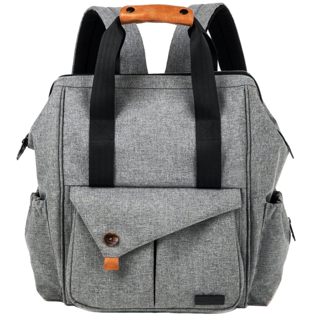 HapTim Multi-function Baby Diaper Bag Backpack W/ Stroller Straps