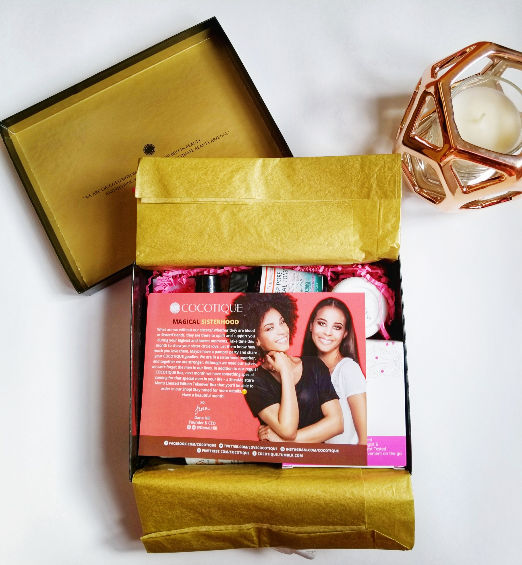 Gift your self a #Cocotique #BeautyBpx.