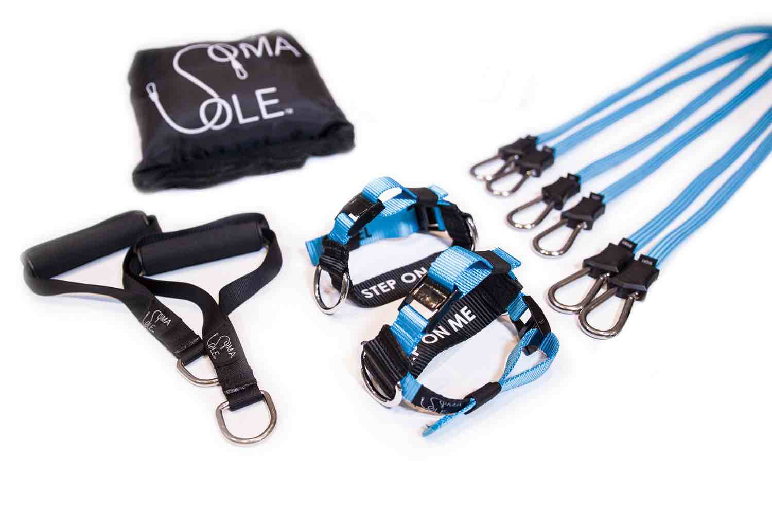 Win this Finesse Fitness SamoSole bundle. #giveaway