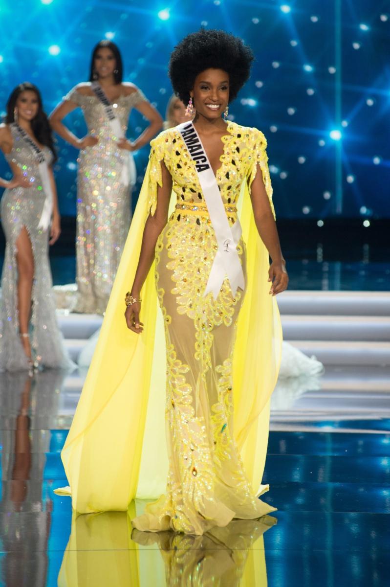 Photographer:Matt Petit  Davina Bennett: Miss Universe Jamaica 2017