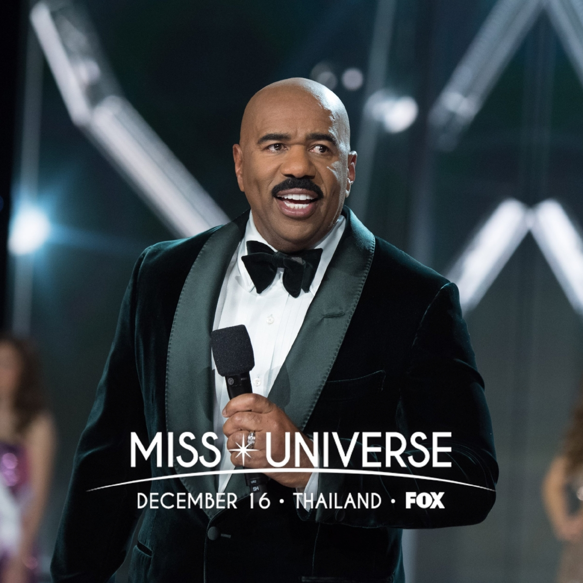 Steve Harvey to host 2018 Miss Universe