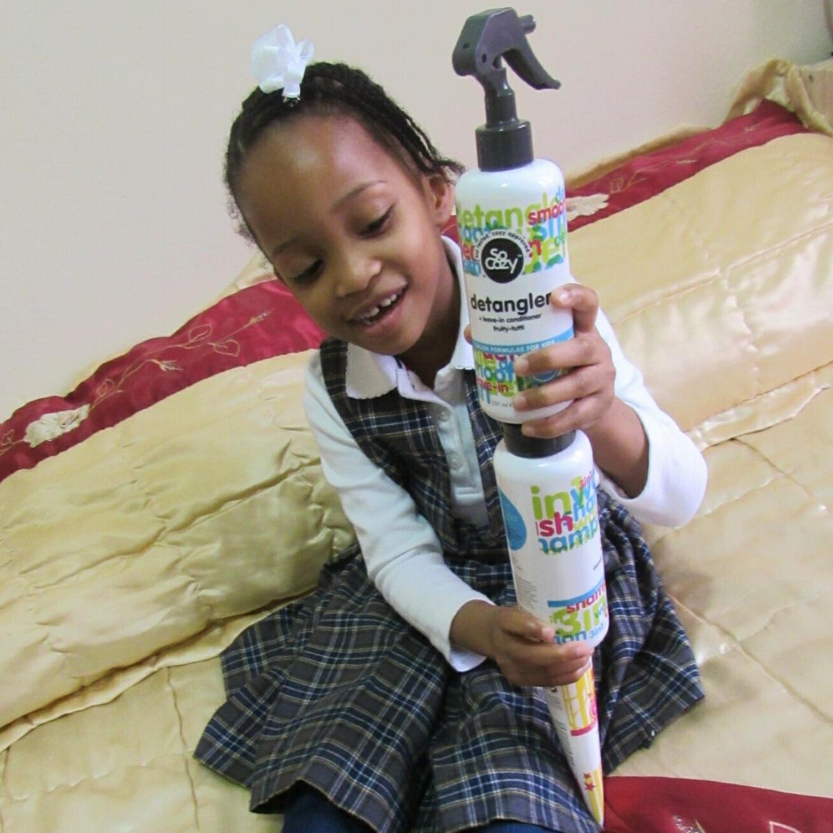 SoCozy Kids Hair Care