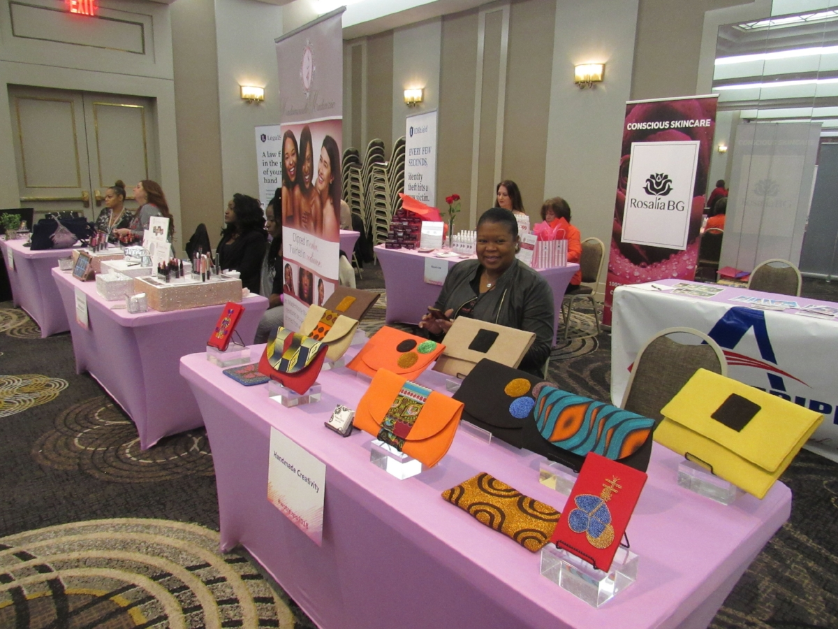 Photo by    NicoleMelissa    at the Women On The Rise Forum & Expo