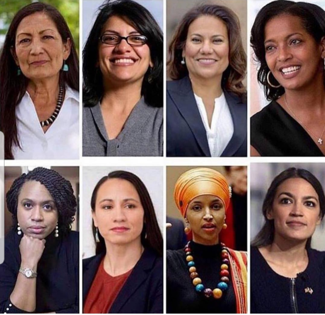2018 Midterm Election HERstory firsts. #fabulouslyfearlessirl
