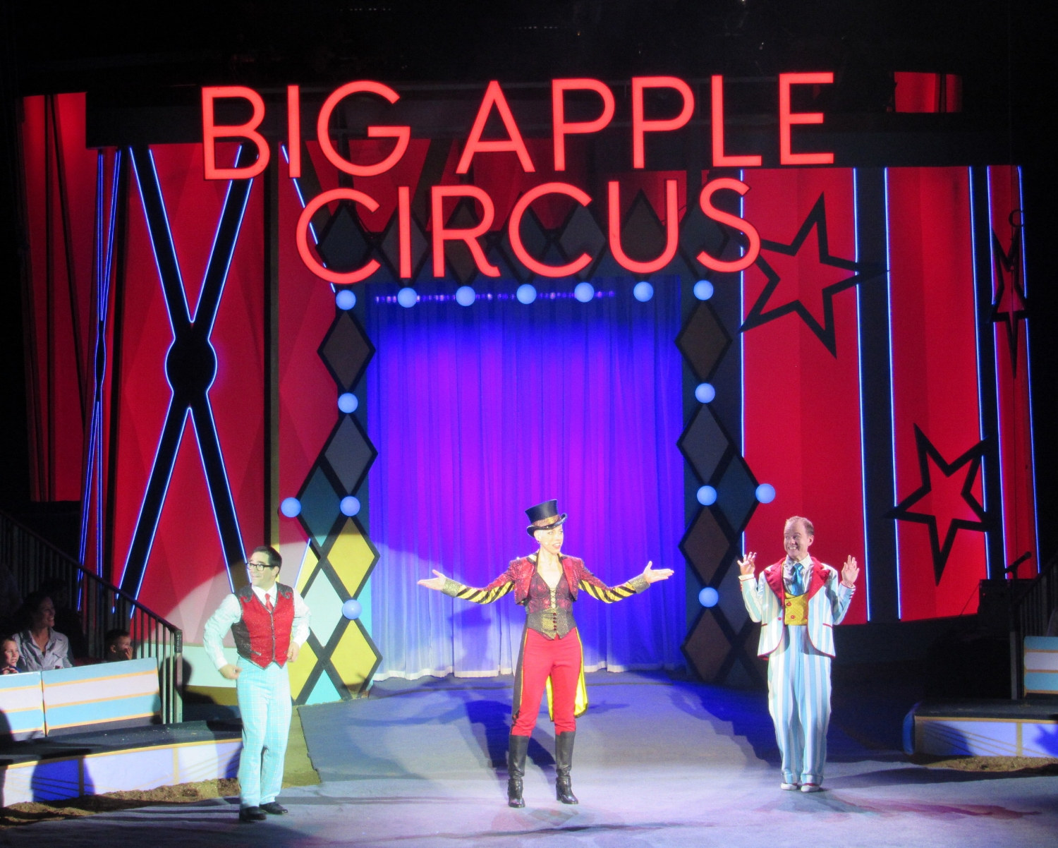 Big Apple #Circus