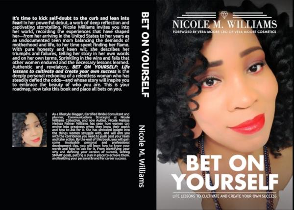 Be On Yourself book. #selfhelpbook