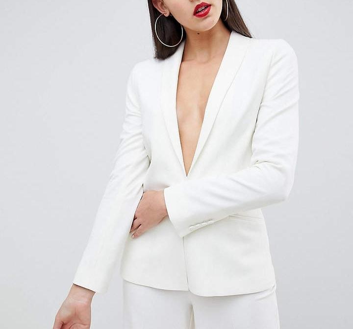 ASOS Tall tailored forever blazer