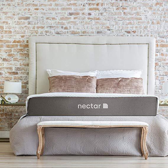 Get the best sleep ever on Nectar mattress