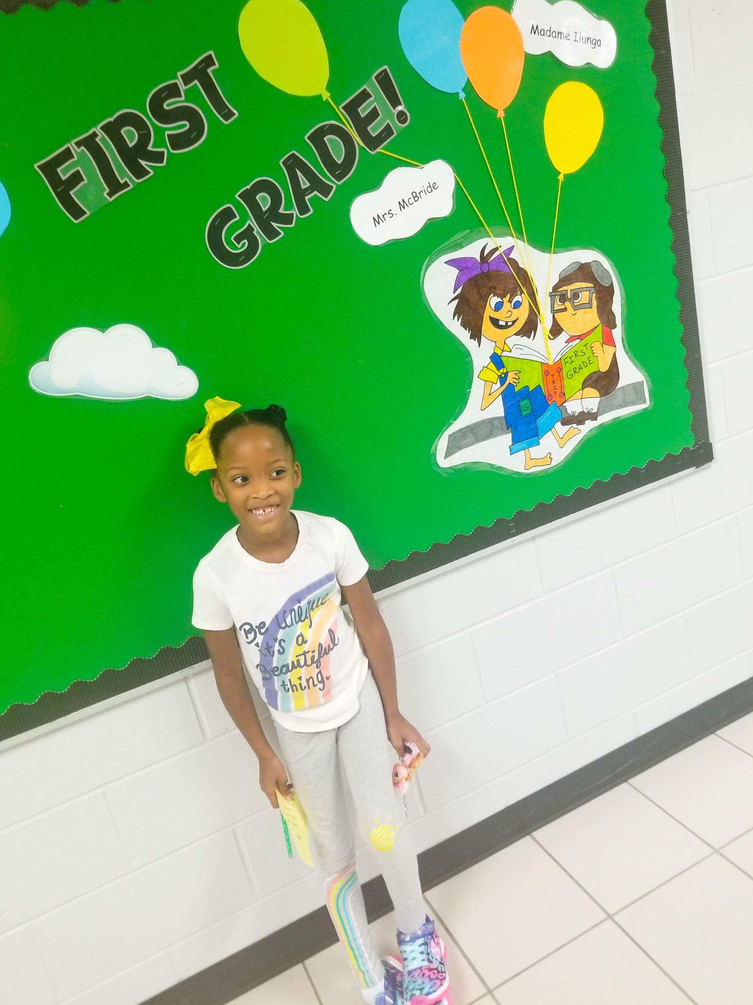 Back to school tips to calm your child's nerves