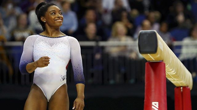 It always seem impossible until it's done. Plus nothing's impossible if you believe.⠀ .⠀ Congratulations to Simone Biles on being the 1st Gymnast to ever land a Double-Double Dismount with two flips and two twists 👏 👏👏 !⠀ #fabulouslyfearlessirl #simonebiles #blackgirlmagic⠀ https://buff.ly/2MZ5cVa