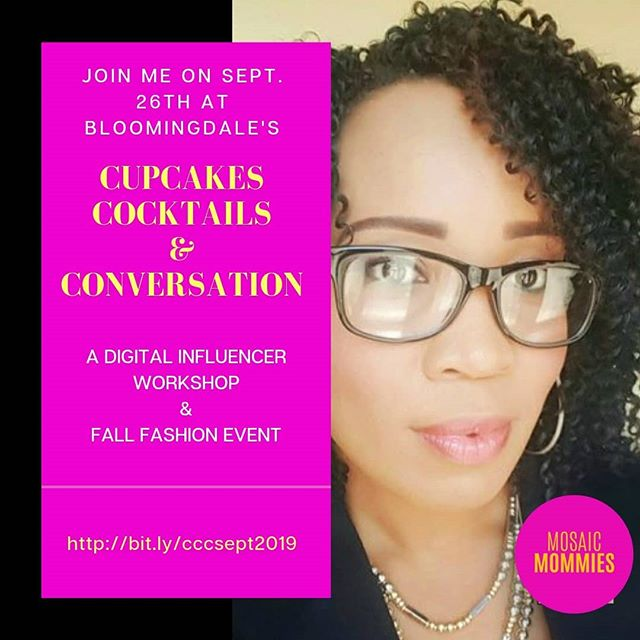 There was a time I had the limiting belief that I can create impact by myself. But then I realized the power in collaboration. . I've always known that I wanted to empower and create space for women. And now I get to do that on an even bigger level. . Join me and my partners @tiaret76 and @closetconfections on September 26th at @bloomingdales NYC as we launch our new venture @mosaicmommies, a platform to create major impact for multicultural mompreneurs and influencers. . Click link in profile to grab ticket. . Looking👀 forward to meeting you! . . . . . . . . . . . #momblogger #momboss #girlboss #familylife #fabulouslyfearlessirl #knowyourvalue #mosaicmommies #fallfashion #brandcoach #successtips #workingmom #workingmother #careermom #mompreneur @workingmother