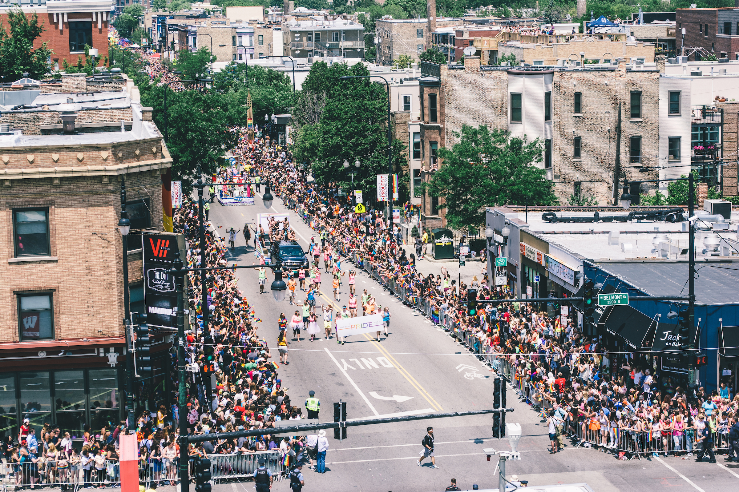 Gay Pride Chicago 2015