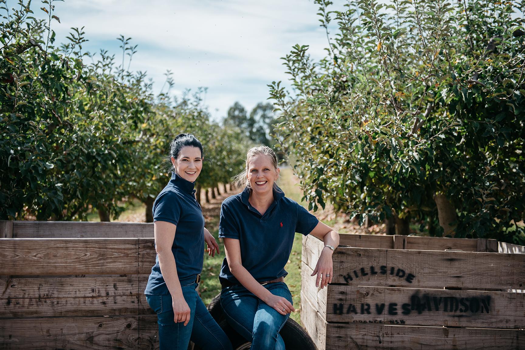 Visit My Farm Australia - Hillside Harvest, Orange NSW