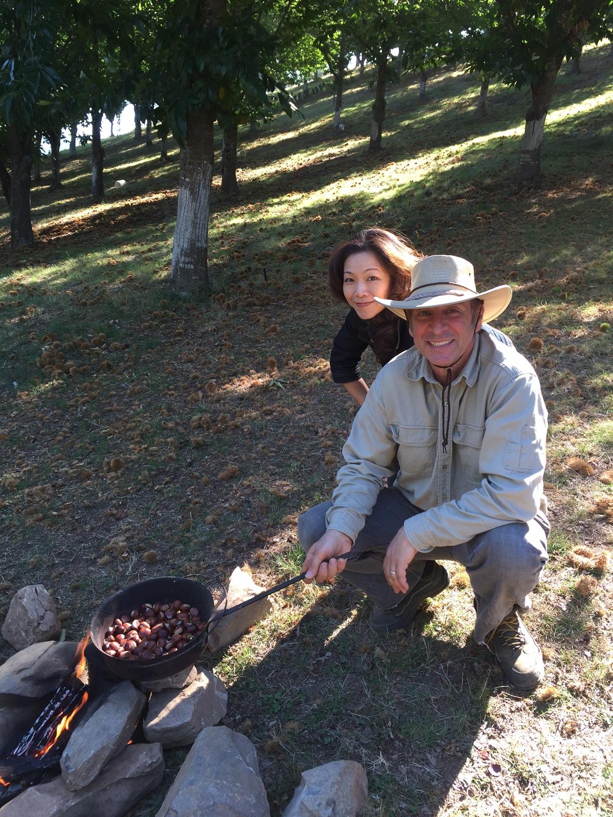Visit My Farm Australia - La Castarea, Eurobin VICTORIA